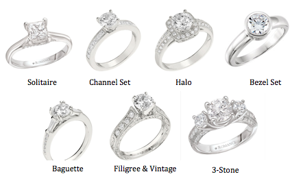 Step 4 Use Any Of The Following Sites To Build Your Perfect Ring This Will Help Us Customize Exact Standards